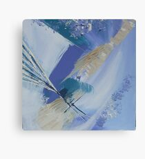 Abstract seascape No: 2 Canvas Print