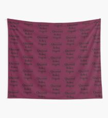 Queen of Rebel Hearts Wall Tapestry