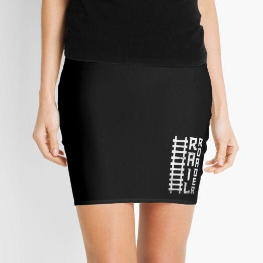 Railroad T-shirt & Gift Occupations Mini Skirt