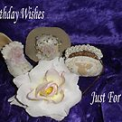 Birthday Wishes-Just For You by judygal