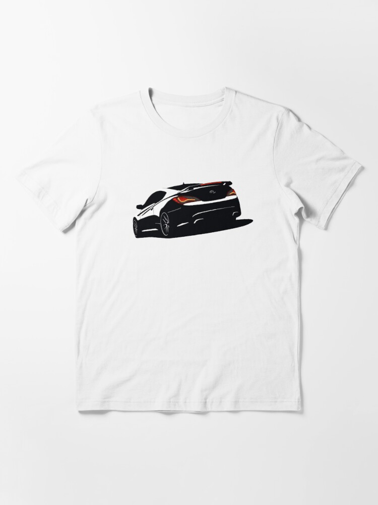 Alternate view of Genesis Coupe Essential T-Shirt