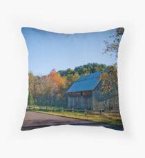 Autumn Countryside Throw Pillow