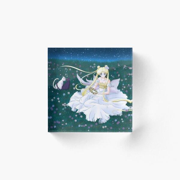 Sailor moon Crystal - Princess Serenity  Acrylic Block