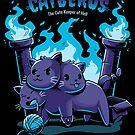 Catberus by lucasmussarelli