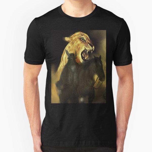 Power of Spirit Slim Fit T-Shirt