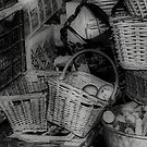 Old Vegetable Baskets by KarenM