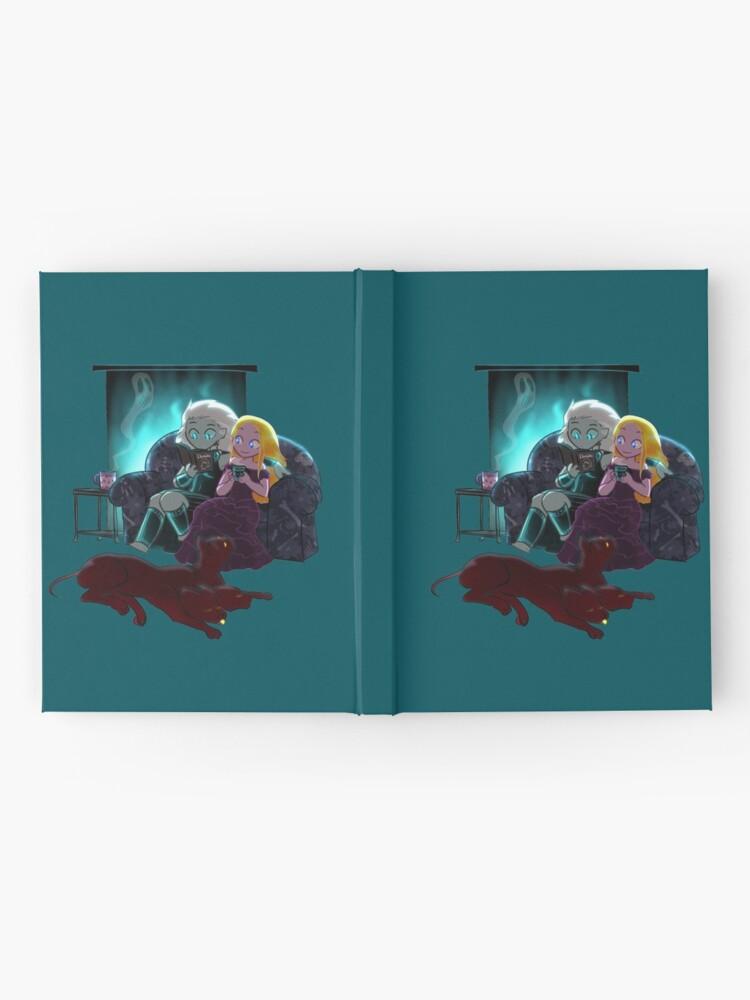 Alternate view of Cozy Winter Night Hardcover Journal