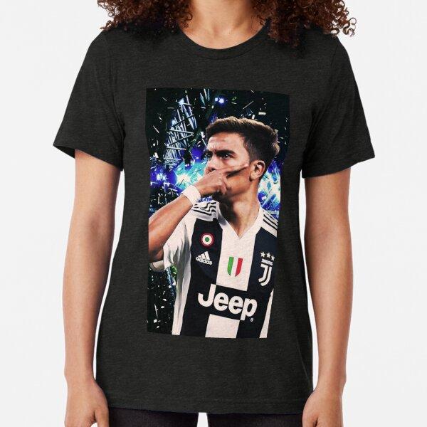 paulo dybala #1 Tri-blend T-Shirt