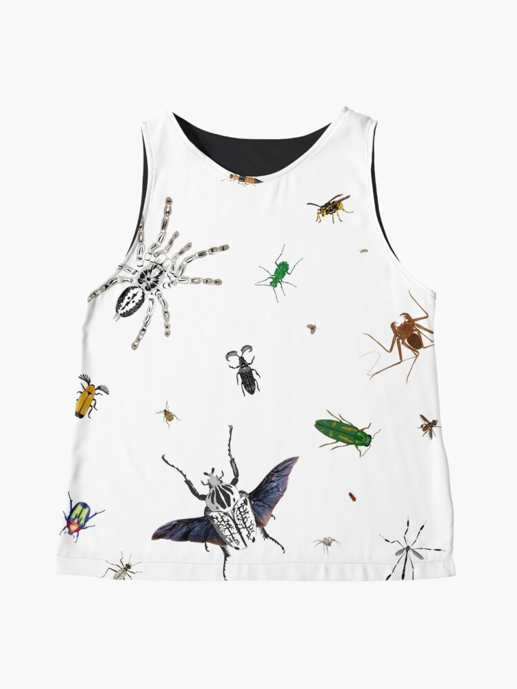 Alternate view of Entomologist's Dream Sleeveless Top