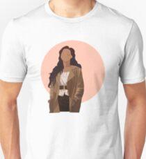 Minimalist Brennyn Lark as Eponine T-Shirt