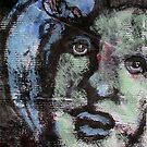 """Face, Bernard Lacoque-4 """"To free your mind"""" by ArtLacoque"""