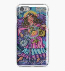 Tarot Pink Temperance iPhone Case/Skin