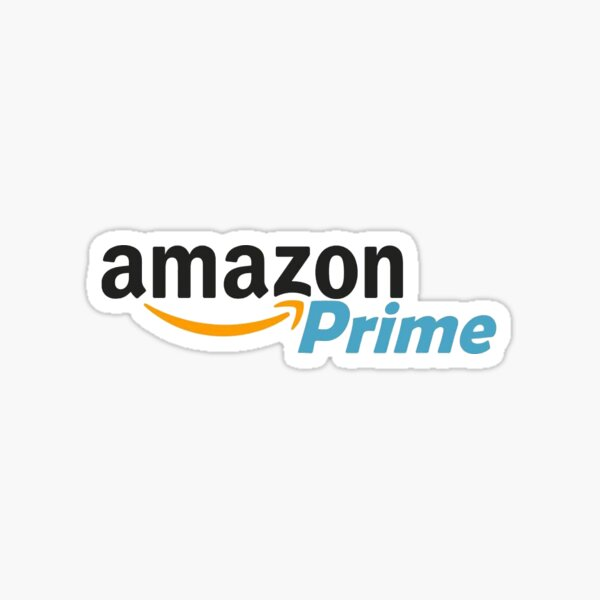 Amazon Prime Sticker