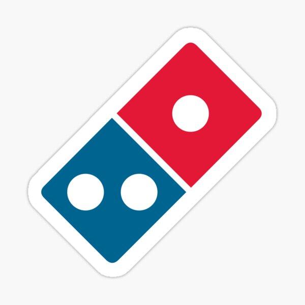 Domino's Pizza Sticker