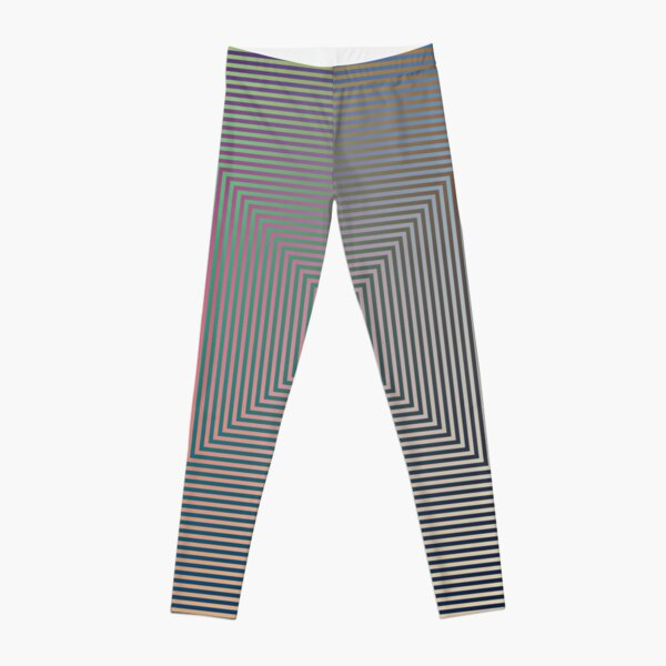 Puzzling World Leggings