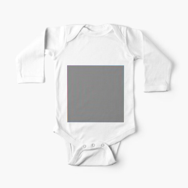 Puzzling World Long Sleeve Baby One-Piece