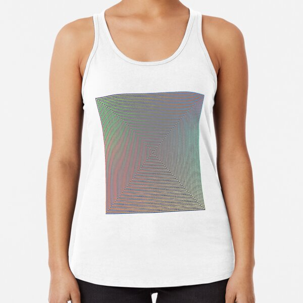 Puzzling World Racerback Tank Top