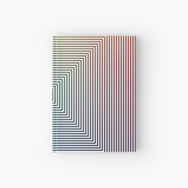 Puzzling World Hardcover Journal