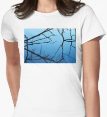 Blue Reflection Womens Fitted T-Shirt