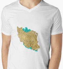 My Iran V-Neck T-Shirt