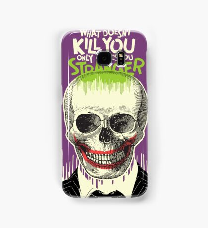 What Doesn't Kill You Samsung Galaxy Case/Skin