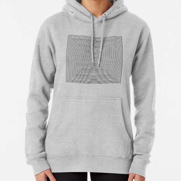 #Parallel, #Geometry Pullover Hoodie