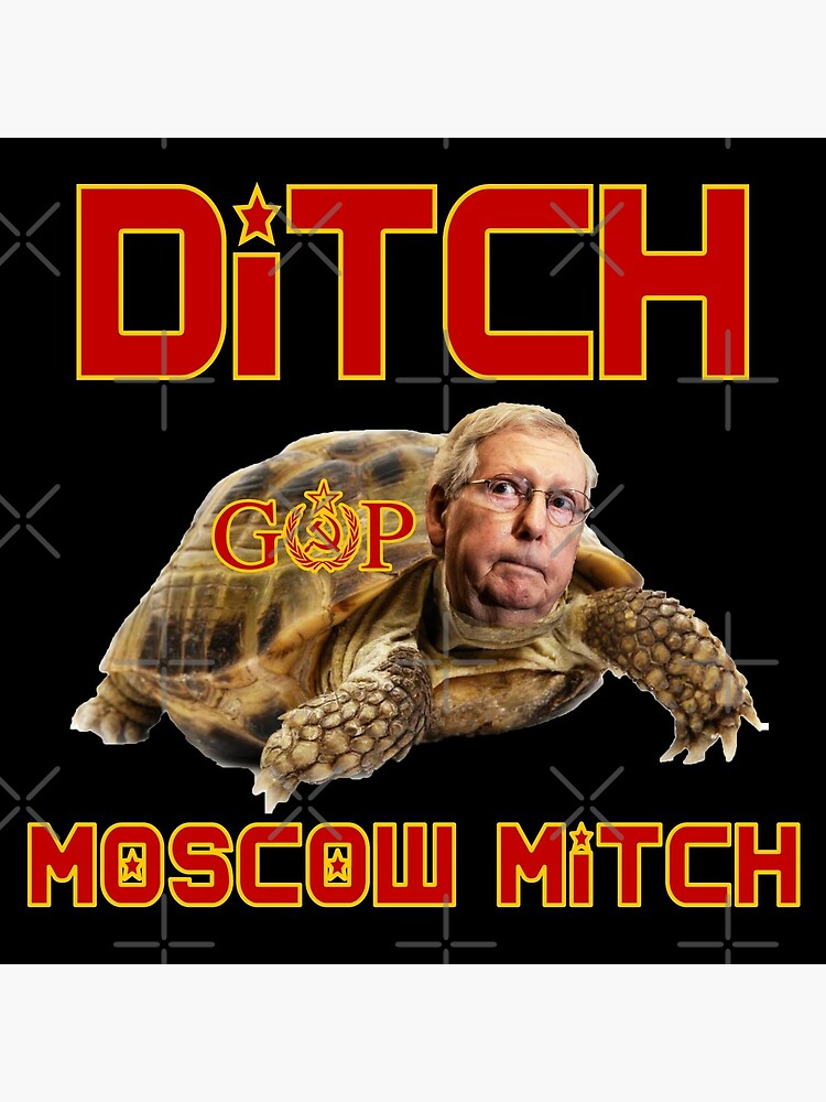 Ditch Moscow Mitch by Thelittlelord