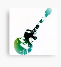 Jimi+Jimmy Canvas Print