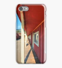 Red Frontier  iPhone Case/Skin