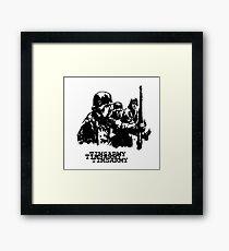 WW2 GERMAN ARMY Framed Print