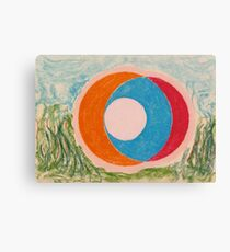 Son of Mastercard Canvas Print