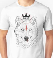 The Wolf King Unisex T-Shirt