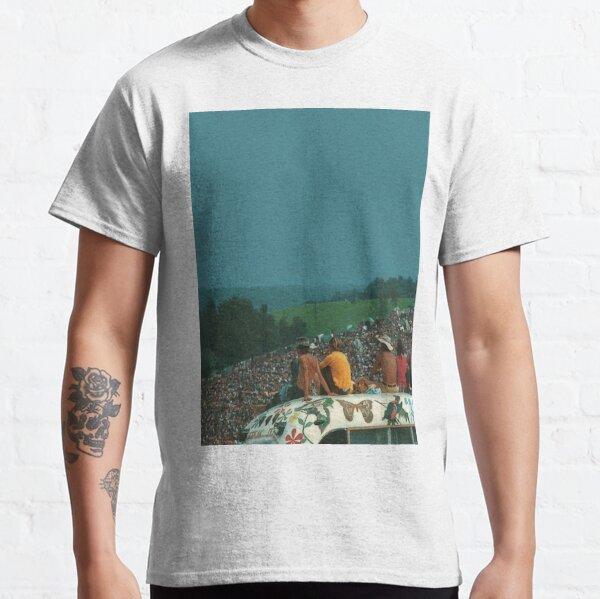 woodstock crowd       Classic T-Shirt
