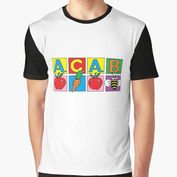 ACAB Kids Graphic T-Shirt