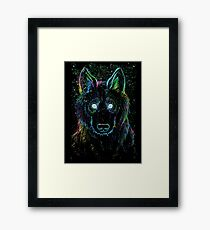 galaxy eater Framed Print
