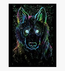 galaxy eater Photographic Print