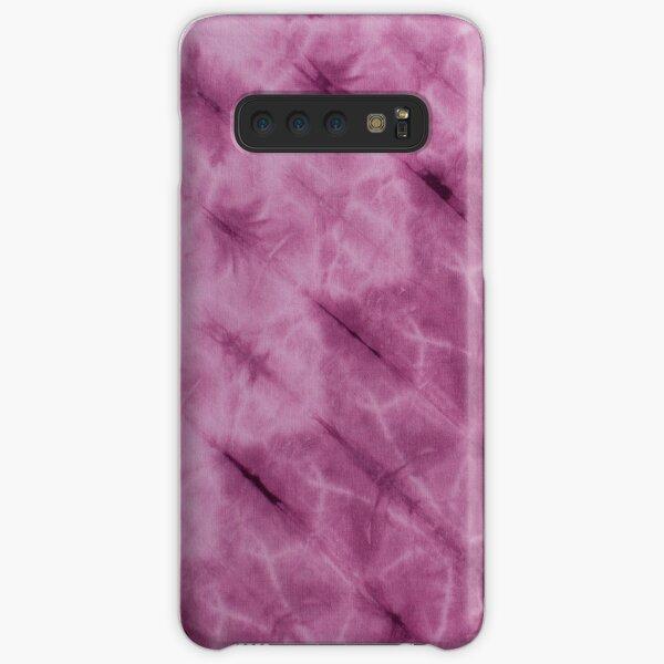 SKU612 Shibori Style - Violet 4 Samsung Galaxy Snap Case