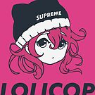 Supreme Lolicop (Candy / Pink) by Kiranime
