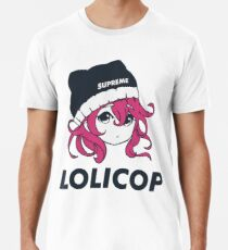 Supreme Lolicop (Candy / Pink) Premium T-Shirt