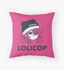 Supreme Lolicop (Candy / Pink) Floor Pillow