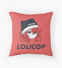 Supreme Lolicop (Cinnabar / Red) Floor Pillow