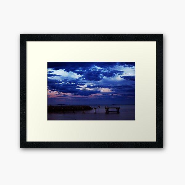 An Esperance Sunset 2 Framed Art Print