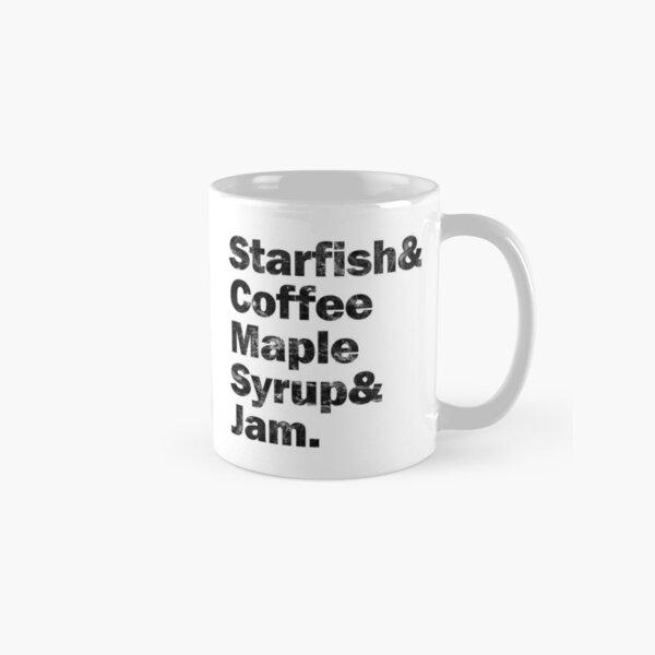 PRINCE Starfish & Coffee... Classic Mug