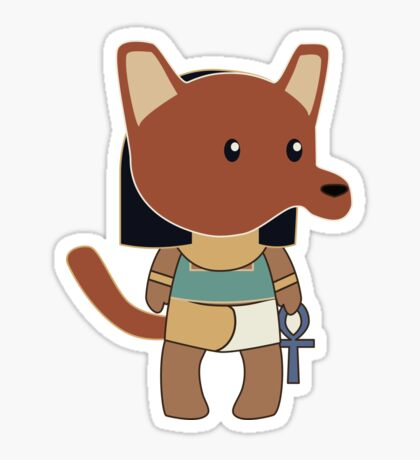 Tiny Sutekh Sticker
