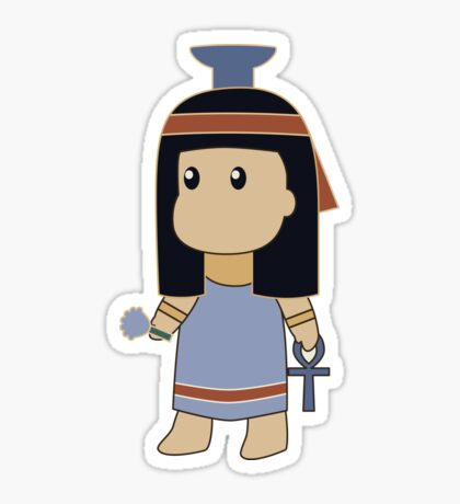Tiny Nephthys Sticker