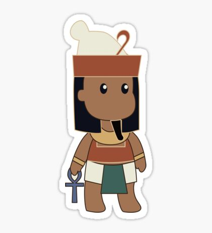 Tiny Atum Sticker