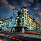 Dancing House, Prague by Stevacek