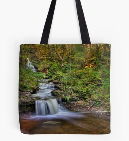 ... And Down It Goes... Tote Bag