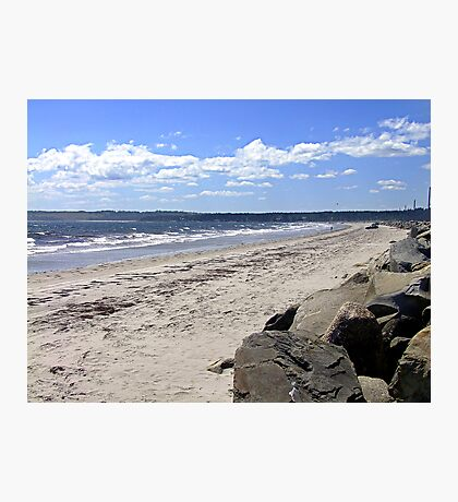 Crescent Beach, South-West Photographic Print