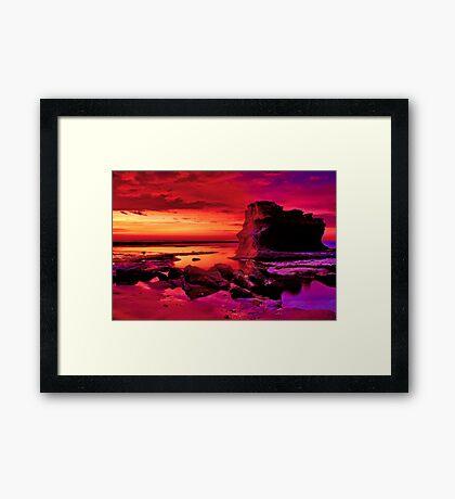 """""""Behold"""" Framed Print"""